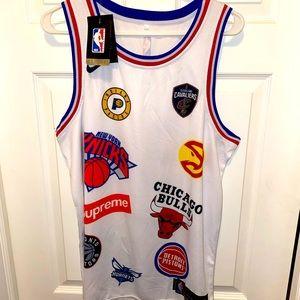 Supreme NBA Teams Jersey
